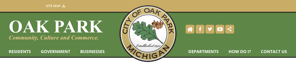 City of Oak Park